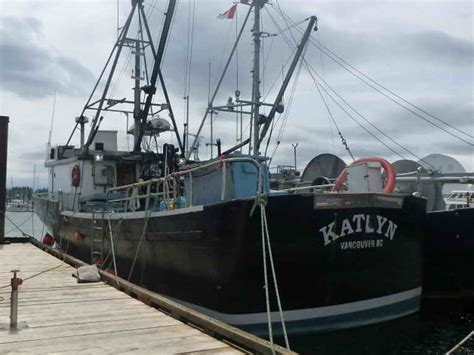Commercial Fishing Boats For Sale Bc by Used Commercial Fishing Boats For Sale In Bc Used