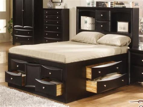 ikea king size storage headboard simple bedroom with ikea size bed drawers omega