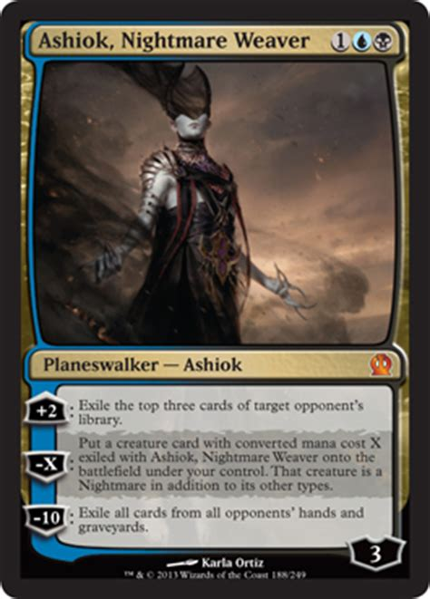 complete list of all magic the gathering planeswalker cards planeswalker s library