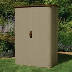 suncast vertical storage shed 52 cu ft model bms4500