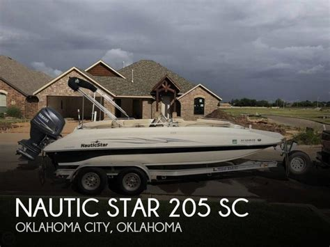 Nautic Star Boats Oklahoma by Boats For Sale In Oklahoma