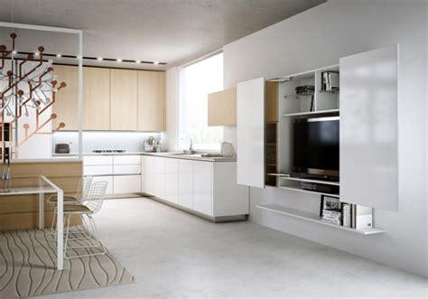 cr 233 ez un beau style de votre salle de s 233 jour avec un meuble tv laqu 233 blanc archzine fr