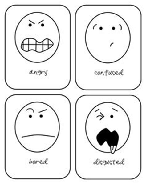 Free Printable Emotion Flash Cards For Your Toddler  Hopes And Dreams Blog Feelings