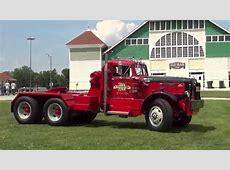 1948 Autocar Semi Truck Doovi