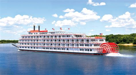 Mississippi Queen Riverboat Cruises by Introducing America American Cruise Lines Newest