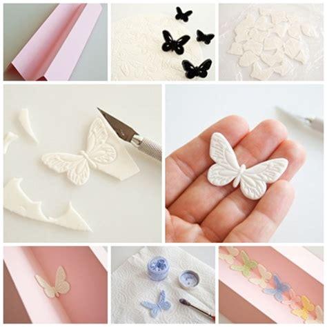 comment faire un papillon en p 226 te 224 sucre recette illustr 233 e simple et facile