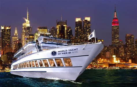 Yacht Rock Boat Cruise by Dine And Enjoy The View New York Dinner Cruise