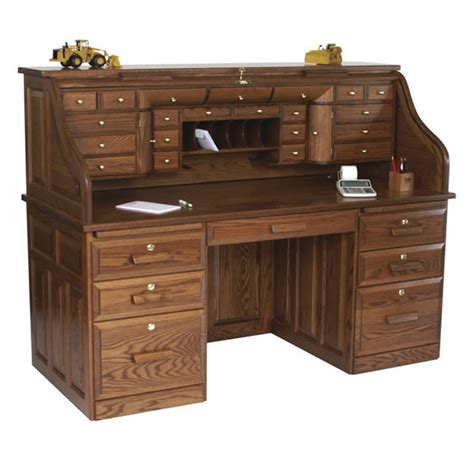 oak crest roll top desk 16 excellent solid oak roll top