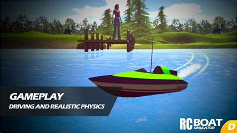 Rc Boats Games by Rc Boat Simulator Android Apps On Google Play