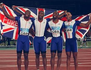 GB's finest hour: Athens 2004, 4x100 metre relay as the ...