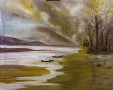 tableau peinture a l huile sur toile