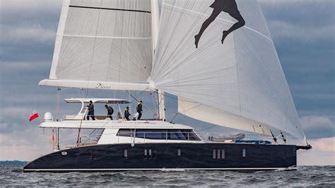 Mega Catamaran Sailing Yachts by Sunreef Yachts Delivers Sailing Catamaran Diana Yacht