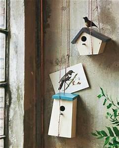 Vogelhäuschen Bauen Anleitung : anleitung ein vogelh uschen selber bauen ~ Markanthonyermac.com Haus und Dekorationen
