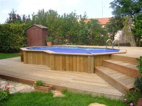 les 25 meilleures id 233 es de la cat 233 gorie piscine bois sur picine piscines modernes