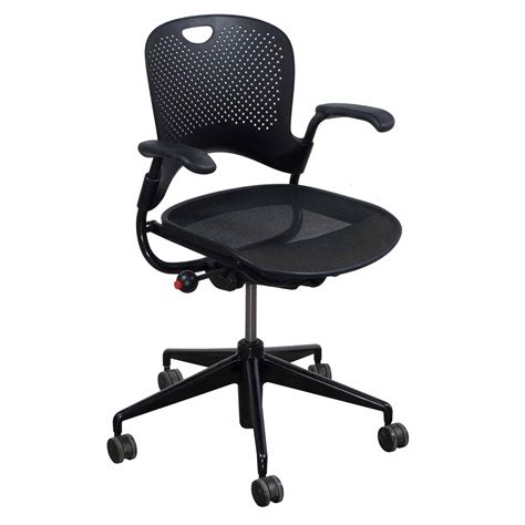herman miller caper used xr multipurpose chair with