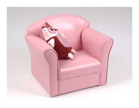 fauteuil club pour enfant de couleur de la marque amadeus