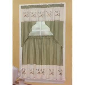 kitchen curtains and swags and valances from sears