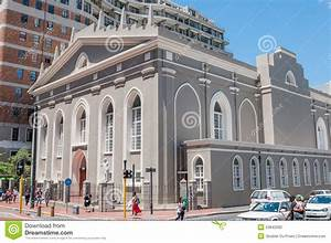 Groote Kerk (Big Church) In Cape Town Editorial ...