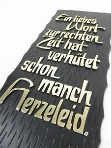 Bild Mit Spruch : 70er bild mit spruch archiv wohnkultur johnny tapete online shop ~ Markanthonyermac.com Haus und Dekorationen