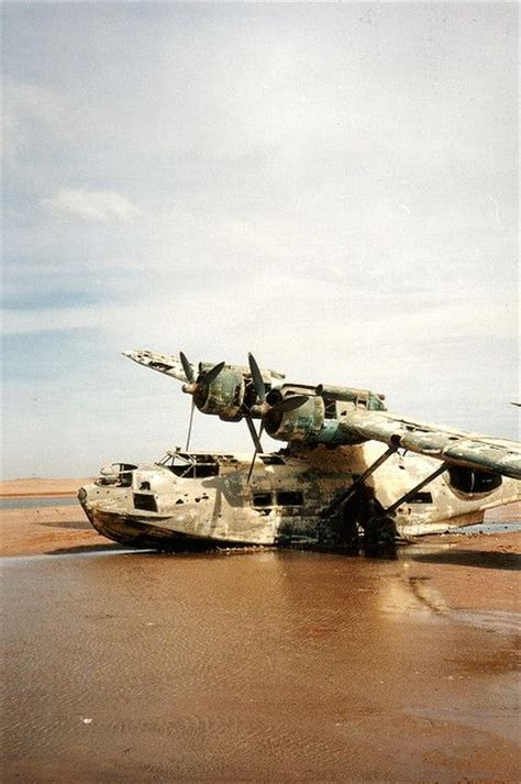 Flying Boat Movie by Catalina Pby Flying Boat N5593v Abandoned In Saudi Arabia