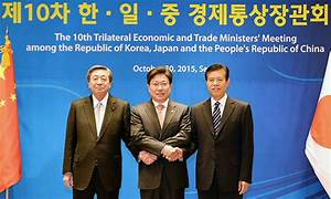S. Korea, China, Japan to hold 3-way free trade talks in ...