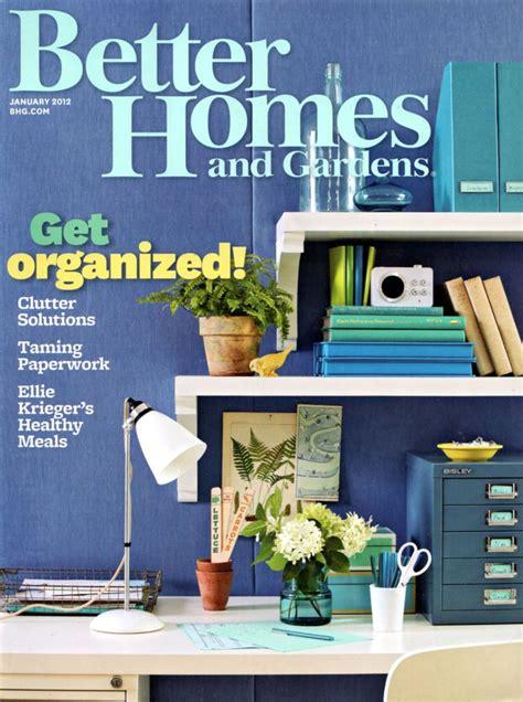 Better Homes Gardens Magazine better homes and gardens subscription better homes