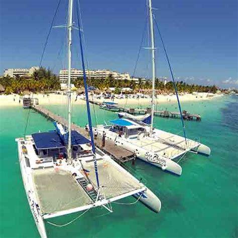 Isla Mujeres By Catamaran by Isla Mujeres Catamaran Tour From Playa Del Carmen