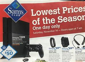 The PlayStation 4 will be $300 for one day only next week ...