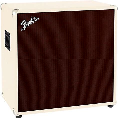 fender bassman 410 4x10 bass cabinet oxblood musician s friend