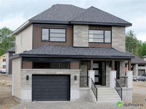 maison neuve a vendre st j 233 r 244 me le alto avec garage