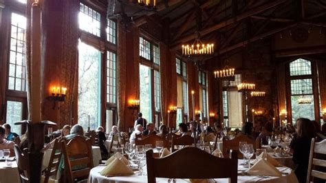 The Ahwahnee Dining Hall  Picture Of The Majestic