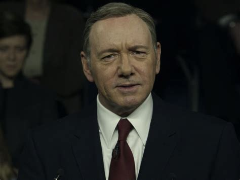 'house Of Cards' Producers Are Talking About Killing Off