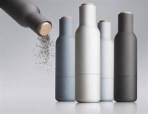 Stelton Salz Und Pfeffermühle : menu salz und pfefferm hle bottle grinder 2er set blau kaufen ~ Markanthonyermac.com Haus und Dekorationen