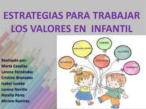 Valor Del Respeto Para Niños De Preescolar Imagui