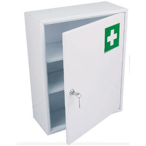 armoire 224 pharmacie acier 2 portes henri julien