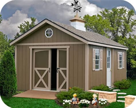 best barns dakota 12x12 wood storage shed kit
