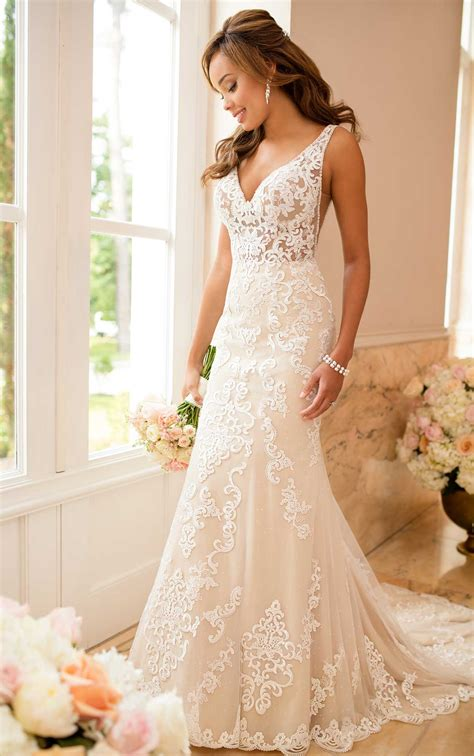 Lace Wedding Dress With Sheer Cutouts  Stella York. Wedding Dresses Gold Lace. Unique Wedding Dresses Sydney. Informal Wedding Dresses For Older Brides Uk. Wedding Dress Up Bridesmaids. Modest Wedding Dresses San Diego Ca. Wedding Dresses Lace With Sleeves. Pink Wedding Dress Veil. Wedding Dresses For Bridesmaids Pictures