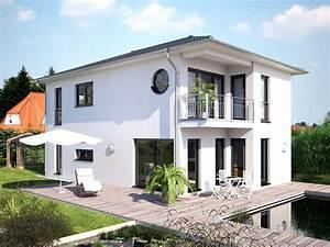 Moderne Häuser Walmdach : hommage 136 walmdach gartenseite zahlreiche bauhaus wohnideen modern inszeniert die ~ Markanthonyermac.com Haus und Dekorationen
