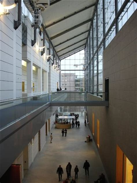 grand nef nave mamc strasbourg picture of musee d moderne et contemporain strasbourg