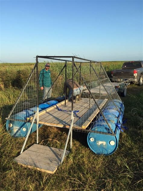 Duck Hunting Boats For Sale In Texas by Floating Duck Blind Archive Texasbowhunter