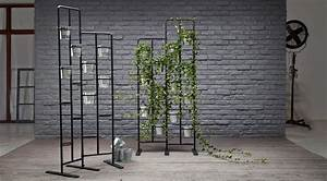 Ikea Socker Blumenständer : socker plant stand display of plant stands with galvanized plant pots would be awesome ~ Markanthonyermac.com Haus und Dekorationen