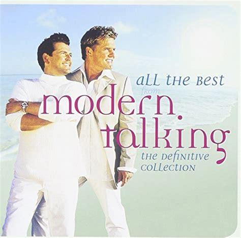 modern talking cd covers