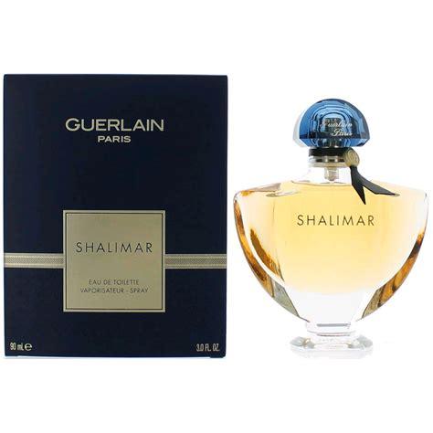 shalimar by guerlain eau de toilette spray for 3 0 oz 90 ml ebay