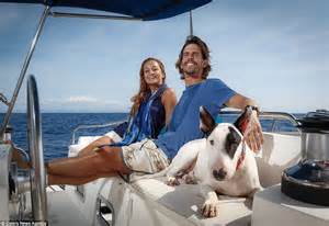 Boat Names With Young by Couple Quit Their High Flying Careers To Sail Around The