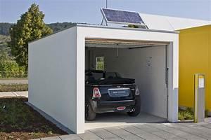 Zapf Garagen Maße : einzelgarage als beton fertiggarage ~ Markanthonyermac.com Haus und Dekorationen