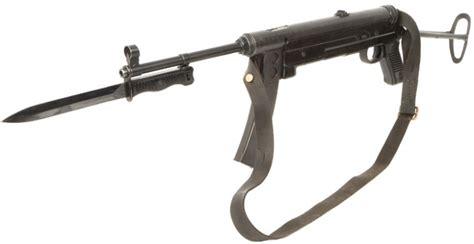 Deactivated Yugoslavian M56 Submachine Gun Modern