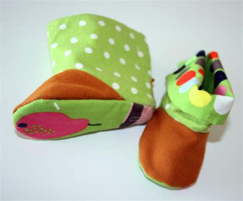 tutoriel couture chausson bebe