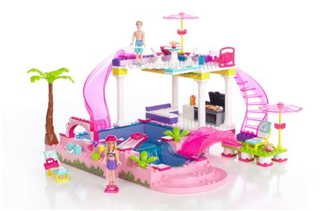 Barbie Boat Lego by Mega Bloks Barbie Sale From 23 99