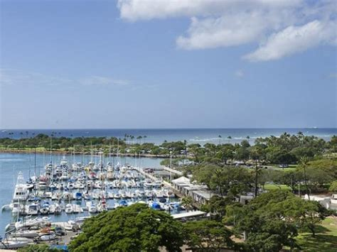 Yacht Keycard by Yacht Harbor Towers At Ala Moana Overview Hawaii Real