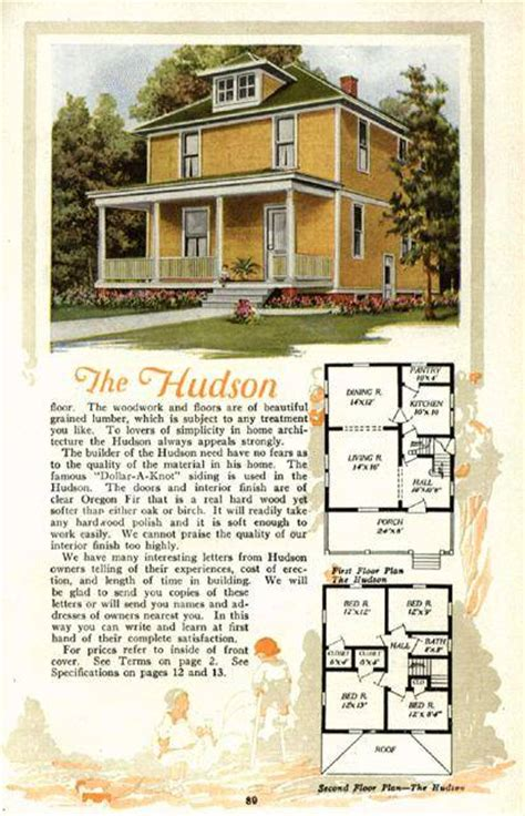 american foursquare floor plans sears the alhambra images femalecelebrity